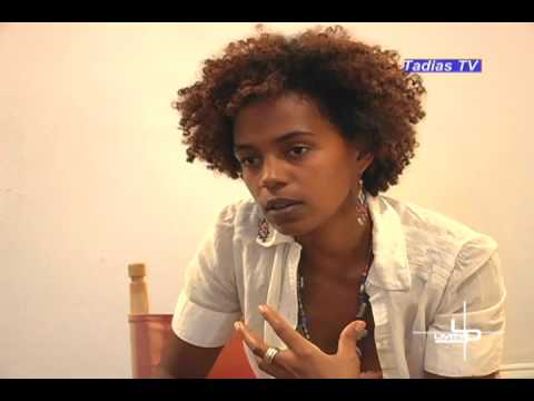 Tadias TV Interview: Ethiopian Aida Muluneh Wins International Photography Prize