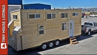 Completely Off-Grid Self-Contained 30' Tiny Home