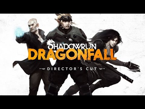 Official Shadowrun: Dragonfall - Director's Cut (by Harebrained Schemes) Launch Trailer video