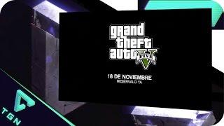 Grand Theft Auto V con  instalación de 50 GB en PS4 ¡Preparad espacio!