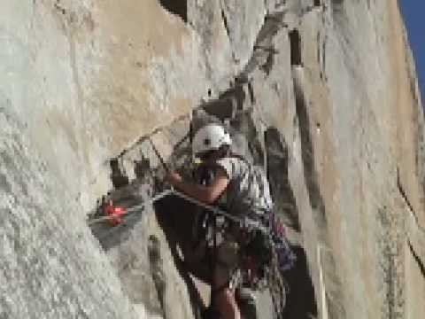 Pt.4: Yosemite Climbing Culture, West Face ot Leaning Tower