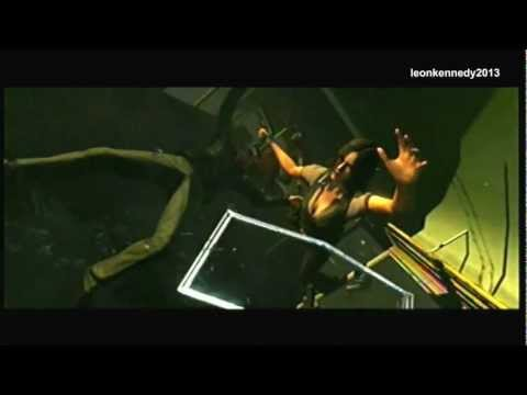 Resident Evil 6 Tribute Leon Kennedy Hero - Nickelback