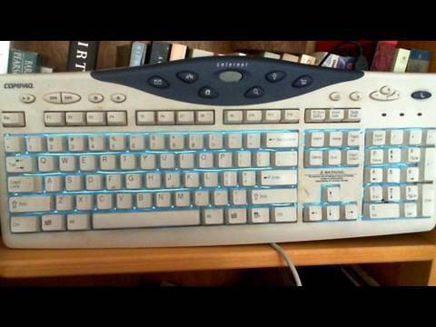 How To Make A Backlit Keyboard