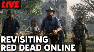Revisiting Red Dead Online Live