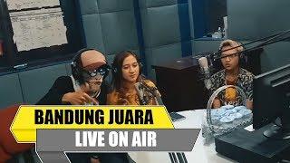 AOI x ASEP BALON x FANNY SABILA - BANDUNG JUARA (LIVE ON AIR ZORA RADIO)