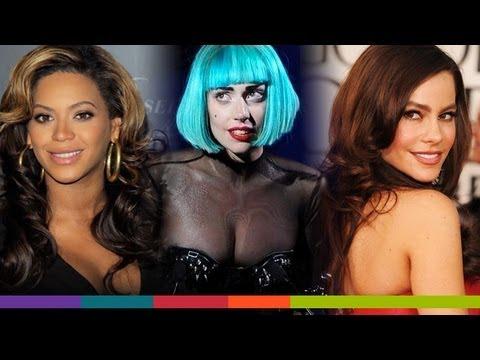 Lady Gaga VS. Beyonce VS Sofia Vergara or Forbes 100 Most Powerful Women!