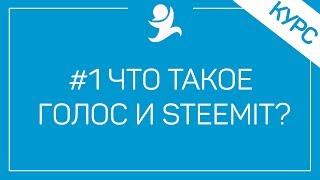 #1 Как Заработать Без Вложений В Социальных Сетиях Golos И Steemit Новичку