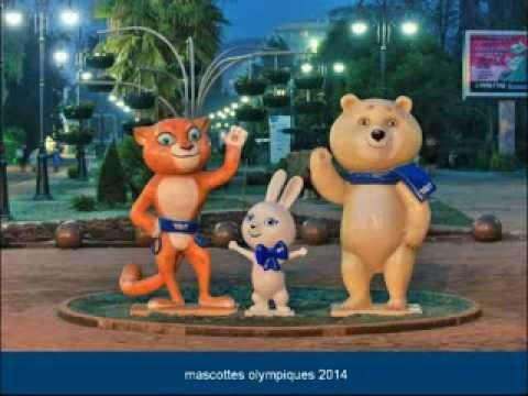 Sotchi  ville hôte des Jeux d'hiver 2014