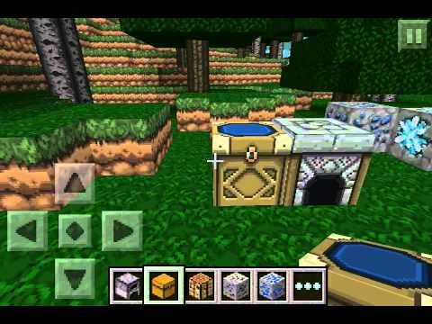 Minecraft Pocket Edition Texture Pack Review: Tydoku Texture Packs on Minecraft Pocket Edition 6.1.1