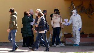 Studio a Vò Euganeo, Crisanti: