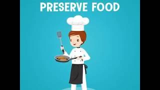 5 Ways to Preserve Food