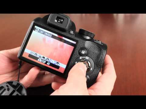 Fuji Guys- FinePix S3400 Part 3 -Top Features