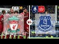 FIFA 18 | Liverpool vs Everton | FA Cup 2018 Highlights & Goals | Anfield | Merseyside Derby MP3