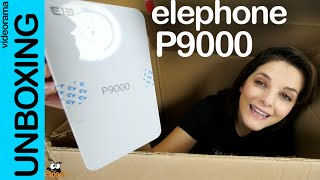 Comprar Elephone P9000