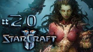 StarCraft 2: Wings of Liberty - Rozdarte Niebiosa [Kampania #20]