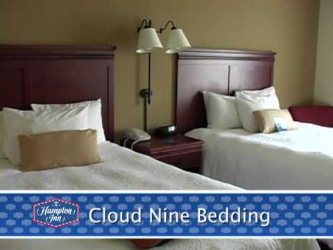 Hampton Inn Lincoln, Illinois Video Tour
