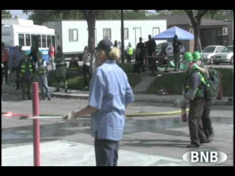 Burbank Fire Dept. Hosts CERT Competition