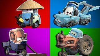 download lagu Wrong Heads Disney Pixar Cars 3 Lightning Mcqueen Chewall gratis