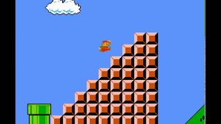 Super Mario Bros. Speedrun in 5:03.600 [SMB1 PB progression 3/?]