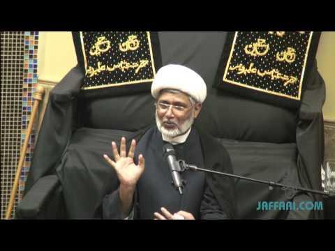 Maulana Mohammad Jafar Majlis 12/19/2014
