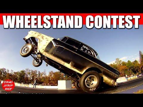 2013 Jalopy Showdown Drags Wheelstand Contest Gassers Nostalgia Drag Racing Beaver Springs Dragway