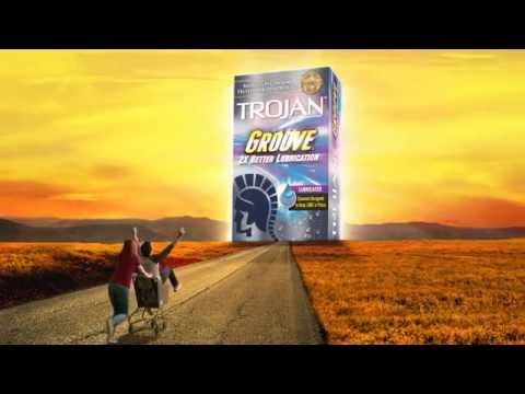 """Trojan Groove Condoms """"Two Times"""" TV Commercial 