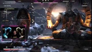 desafio de las torres! Mortal Kombat :3