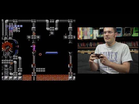METROID (NES) Part 2 - James solo