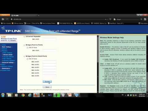 Configurar Access Point