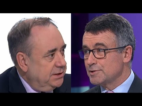 Chilcot inquiry: Alex Salmond and Bernard Jenkin debate