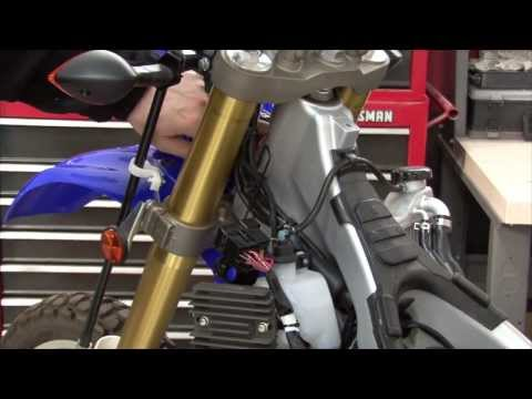 Power Commander 5 Install: 2014 Yamaha WR250R