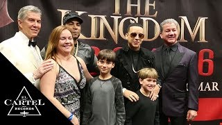 Daddy Yankee (THE KING DOM) Parte 4