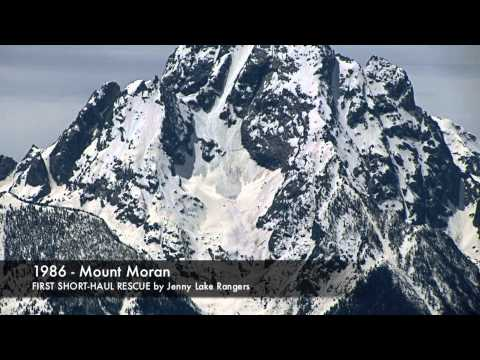 The Jenny Lake Rangers: Taking Mountain Rescue to New Heights