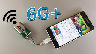 Free internet Version 5G/6G LTE  - Get Free Unlimited internet 2019