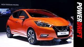 Download Nissan Micra : Geneva Motor Show : PowerDrift 3Gp Mp4