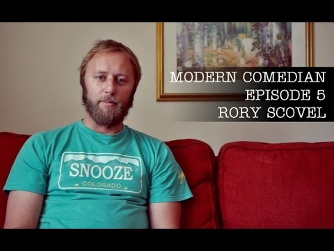 Rory Scovel - Batman | Modern Comedian - Episode 5