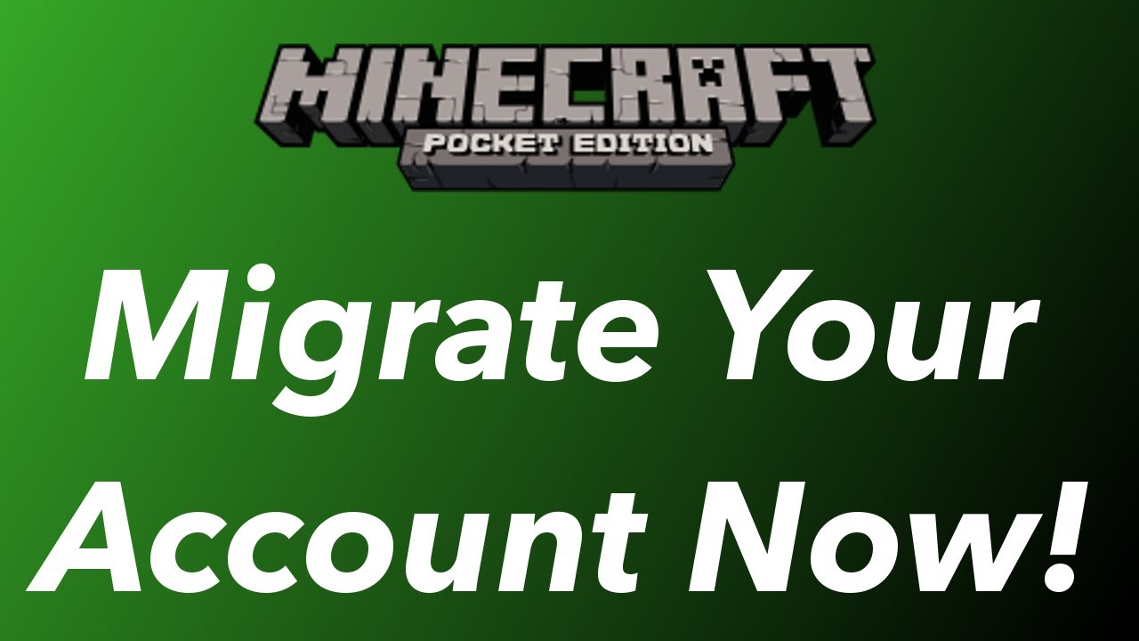 Minecraft Pocket Edition Mojang Accounts/Logins Info ...