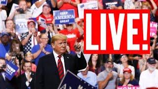 🔴 LIVE: President Donald Trump MASSIVE Rally in Bossier City Louisiana