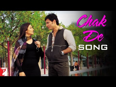 Chak De  - Song - Hum Tum video