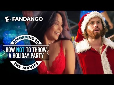 How Not To Throw An Office Holiday Party (2016)