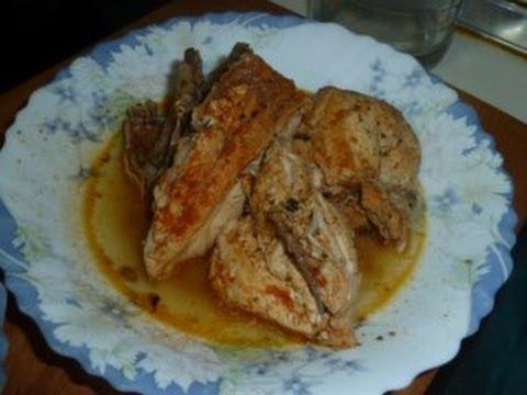 Pollo al Ajillo - Receta Dieta Dukan - Fase de Ataque - PP