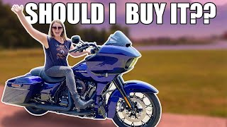 I FINALLY RODE THE Harley Davidson ROAD GLIDE SPECIAL! BIG MISTAKE!