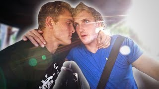 Reuniting with my brother... (emotional)