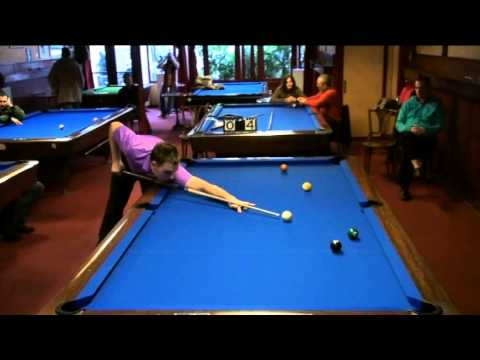Billard Américain : Finale Open de Paris 2012 - 9Ball