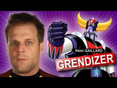 Grendizer (rémi Gaillard) video