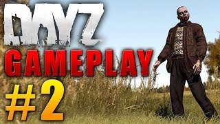 Explorer and KING of the Mountain... Almost! - DayZ Standalone Gameplay Part 2