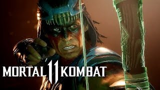 Mortal Kombat 11 - Official Nightwolf Gameplay Trailer