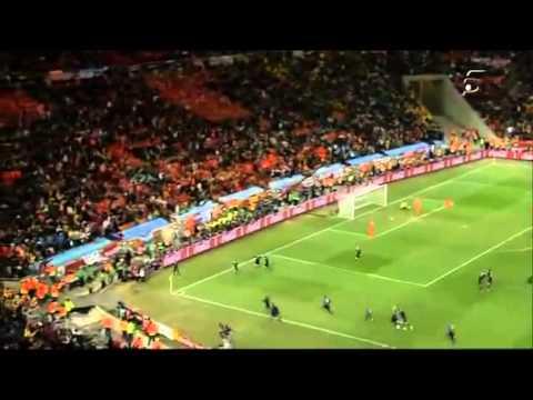 Gol de Andres Iniesta   Final del Mundial 2010 el gol mas importante