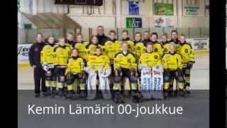 Lämärit 00-joukkueen esittelyvideo kaudelle 2013-2014