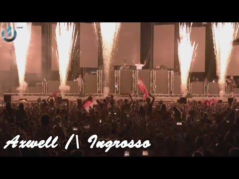 AXWELL /\ INGROSSO Drops Only - ULTRA Europe 2017